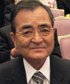 静岡県重機建設業理事長 梅原氏